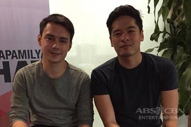 PHOTOS: Kapamilya Chat with Patrick Garcia and Alex Medina