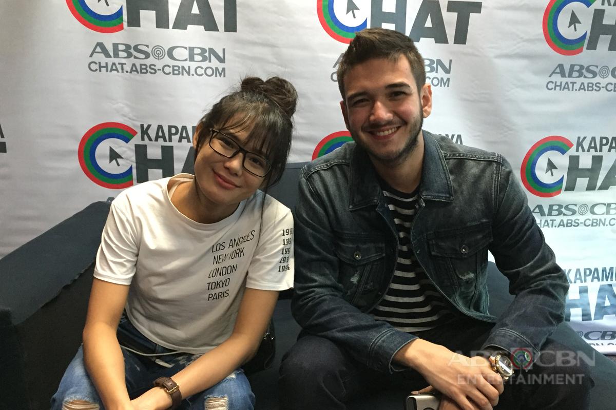 PHOTOS: Kapamilya Chat With Matt And Devon For Ipaglaban Mo