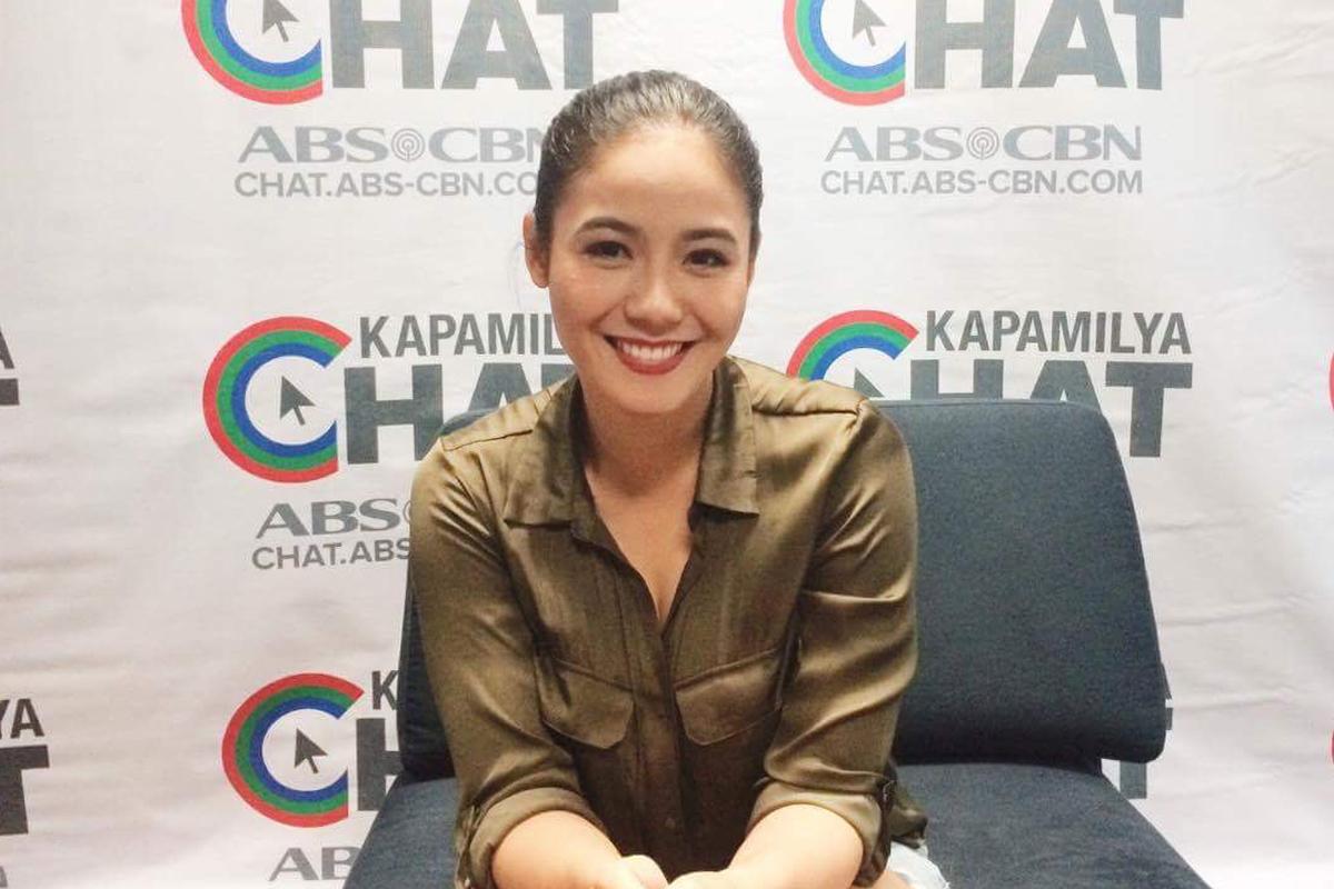 PHOTOS: Kapamilya Chat With Ritz Azul For Ipaglaban Mo