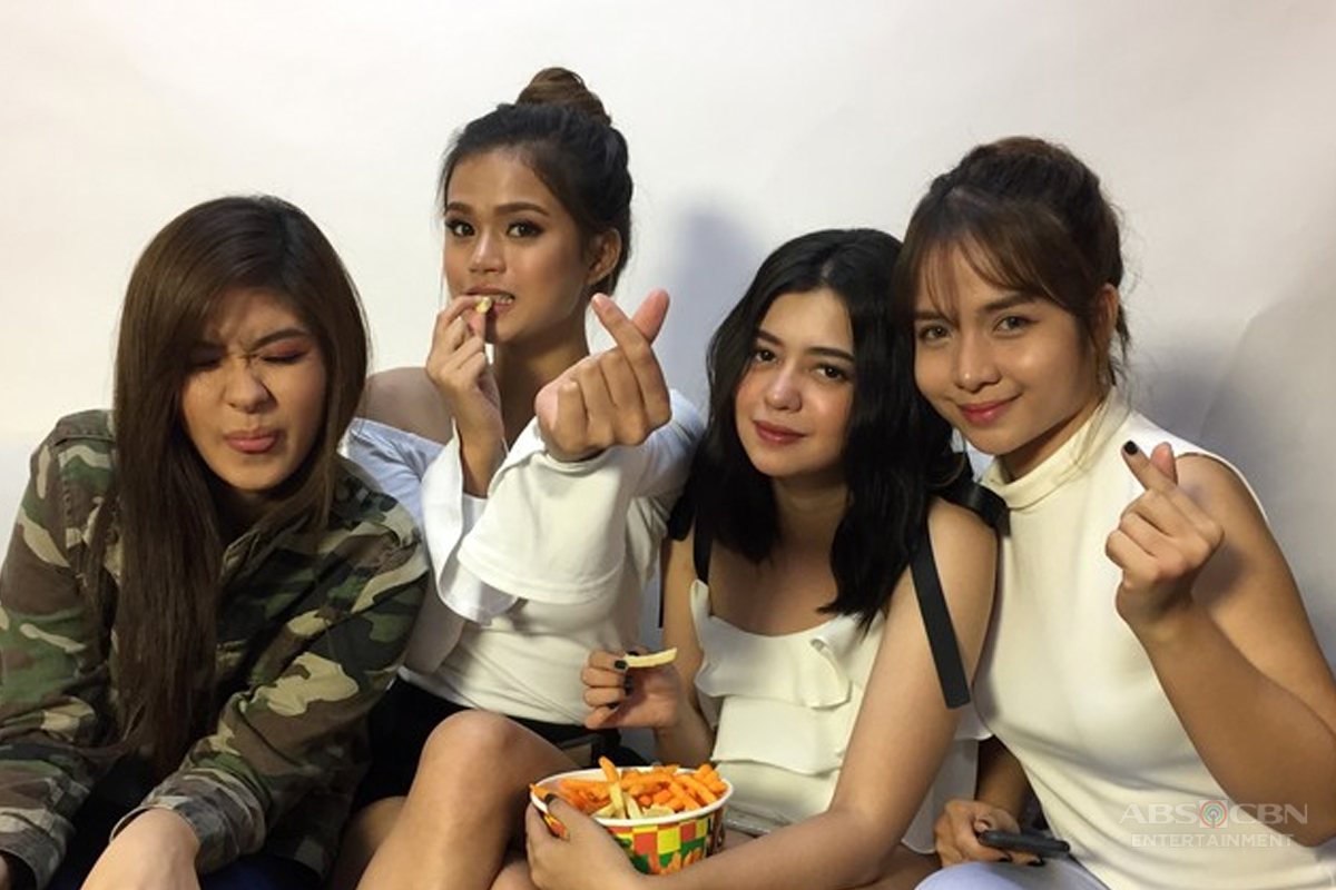 PHOTOS: Kapamilya Chat With Maris, Loisa, Kristel And Sue