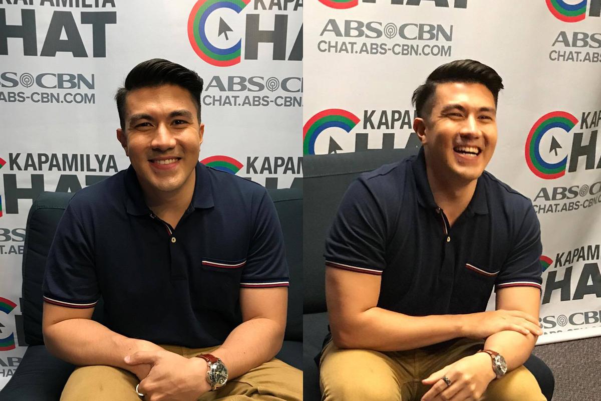 IN PHOTOS: Kapamilya Chat With Luis Manzano