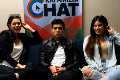 Kapamilya Chat with JC de Vera, Denise Laurel and Shaina Magdayao for The Better Half