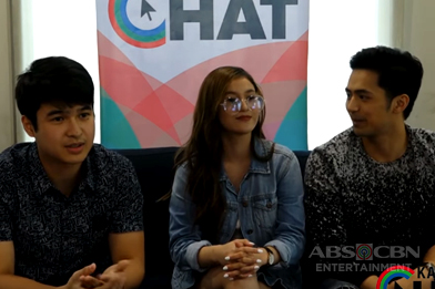 Kapamilya Chat with Jerome, Barbie and Enzo for Ipaglaban Mo
