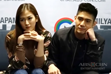 Kapamilya Chat with Robi Domingo and Alex Gonzaga for I Can Do That