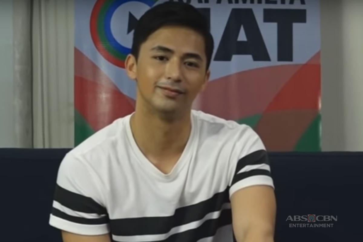 Kapamilya Chat with Enzo Pineda for Pusong Ligaw