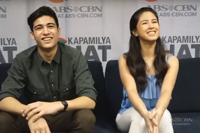 Kapamilya Chat with Kisses Delavin and Marco Gallo for Ipaglaban Mo
