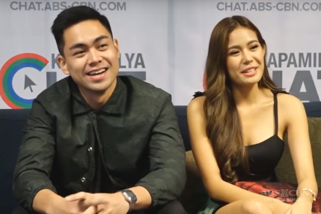 Kapamilya Chat with Myrtle Sarrosa and Miko Raval for Ipaglaban Mo