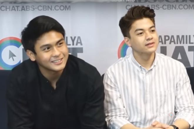 Kapamilya Chat with CK Kieron and Paulo Angeles for Ipaglaban Mo