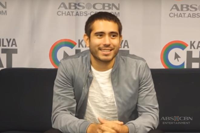 Kapamilya Chat with Gerald Anderson for Ikaw Lang Ang Iibigin