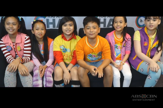 Kapamilya Chat with JC, Pipay, Hannah, Andrei, Yesha, and Reese