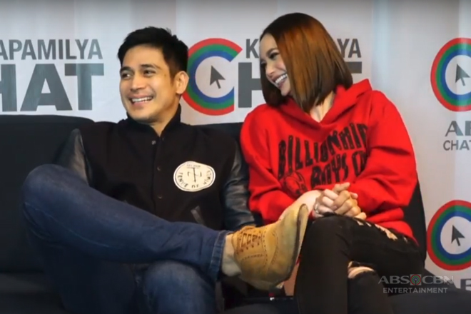 Kapamilya Chat with Piolo Pascual and Arci Muñoz for Since I Found You