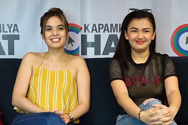 Kapamilya Chat with Michelle Vito and Karen Reyes for Ipaglaban Mo