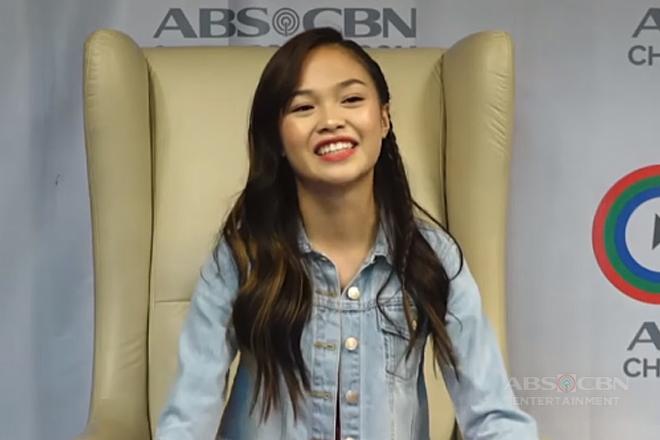 Kapamilya Chat with AC Bonifacio for her new single 'Sumayaw Sumaya'