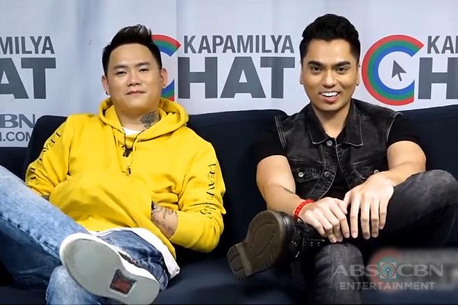 Kapamilya Chat with Jex de Castro and Mark Michael Garcia for Tawag ng Tanghalan Concert