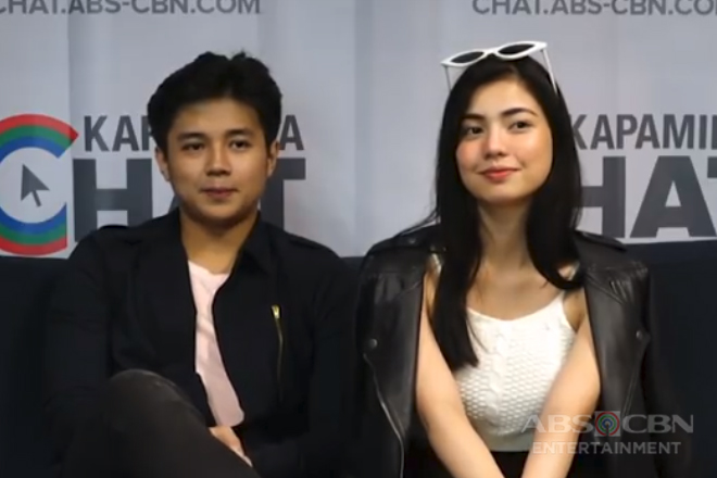 Kapamilya Chat with Yves Flores and Jane De Leon for Ipaglaban Mo