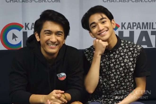 Kapamilya Chat with Makisig Morales and Zaijian Jaranilla for Bagani