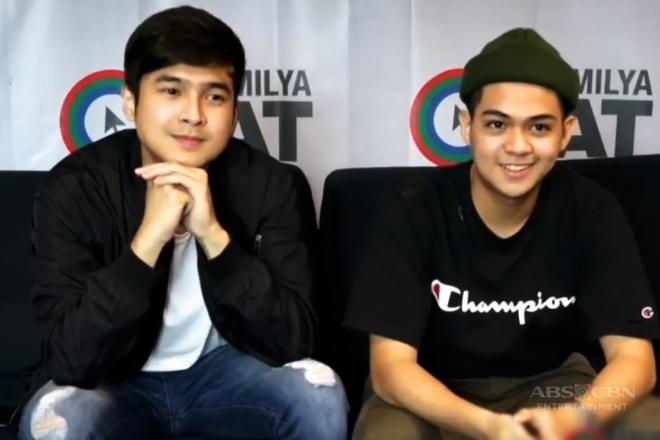 Kapamilya Chat with Jerome Ponce and Francis Magundayao for Ipaglaban Mo