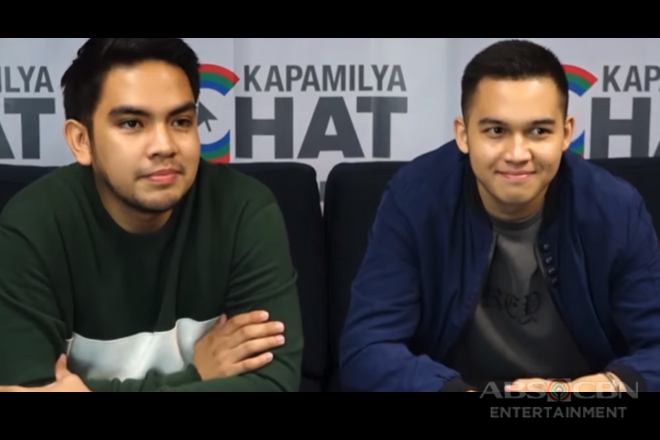 Kapamilya Chat with Hashtag Rayt and Jason Marvin for their Single