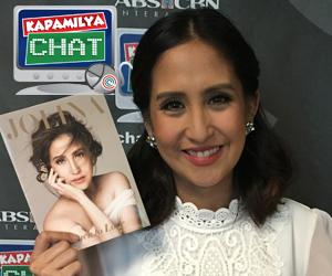 Kapamilya Chat with Jolina Magdangal