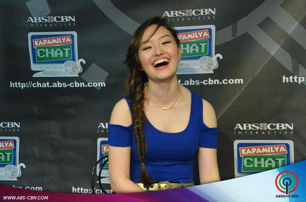PHOTOS: Kapamilya Chat presents teen idol Mika dela Cruz