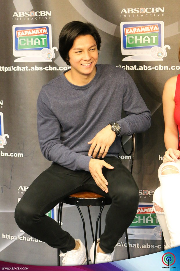 PHOTOS: Kapamilya Chat with Joseph Marco and Coleen Garcia