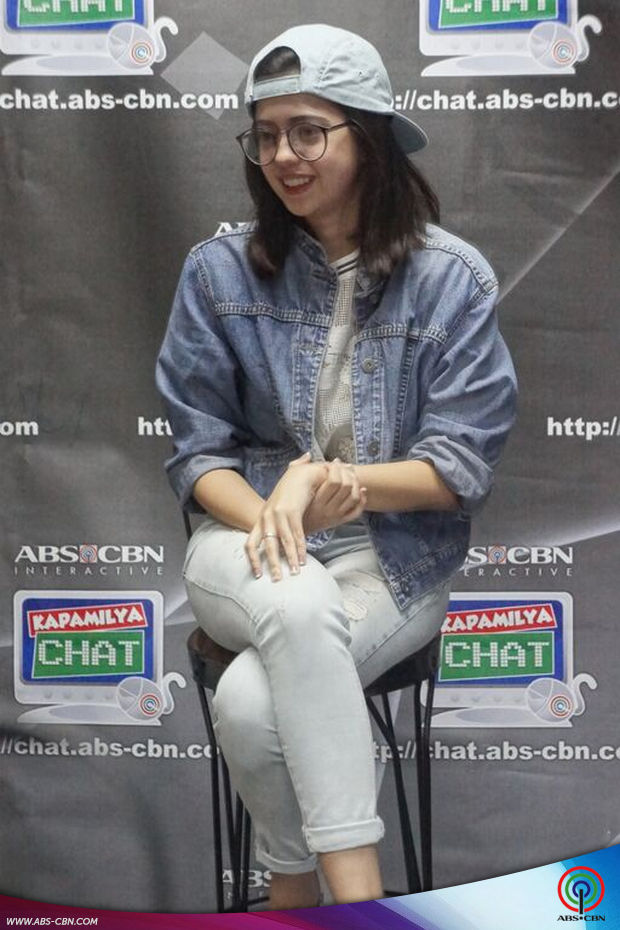 Sue Ramirez nagpakita ng kanyang mga talento sa Kapamilya Chat