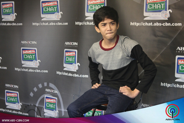 PHOTOS: Kapamilya Chat with Zaijian Jaranilla