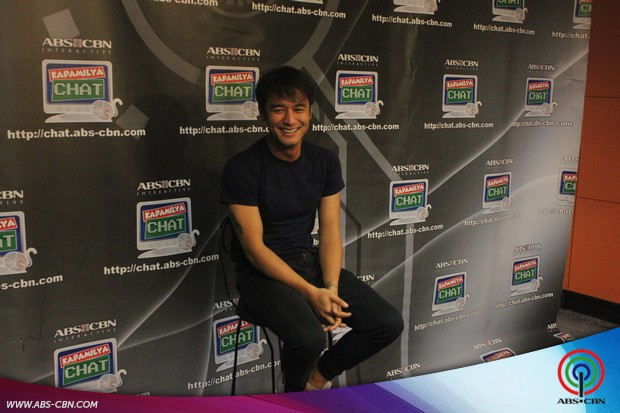 PHOTOS: All Of Me star JM De Guzman on Kapamilya Chat