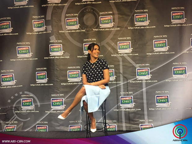 Versatile actress Iza Calzado on Kapamilya Chat