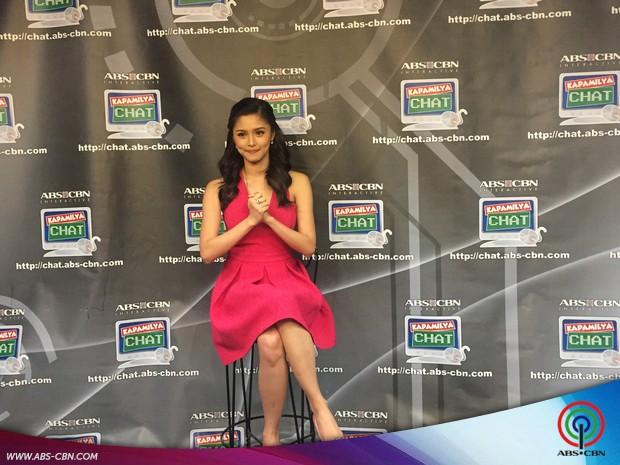 Chinita Princess Kim Chiu on Kapamilya Chat