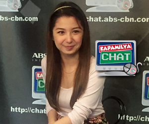 Youtube sensation Donnalyn Bartolome on Kapamilya Chat