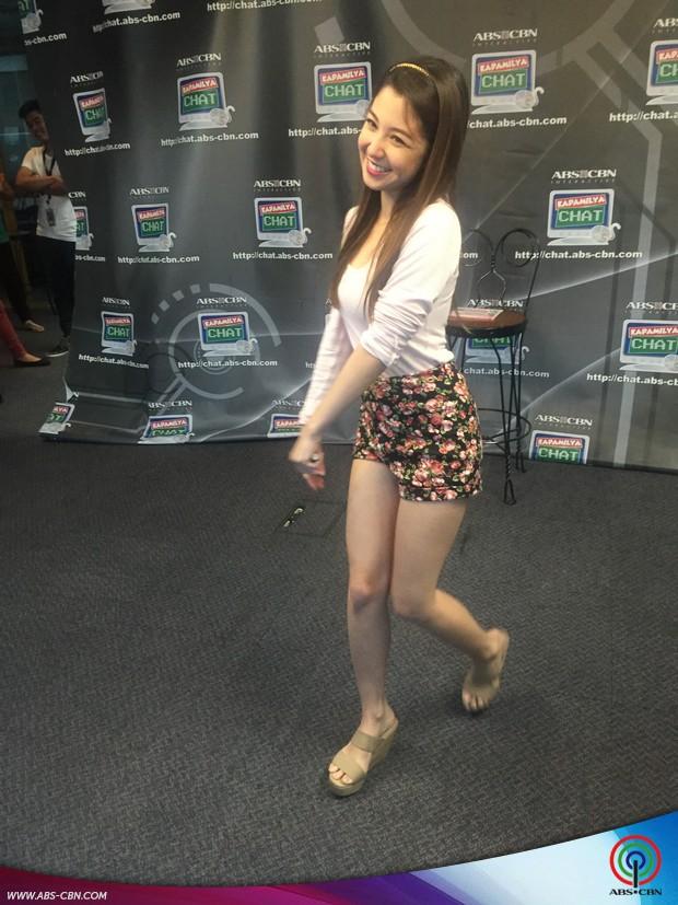 Youtube sensation Donnalyn Bartolome on Kapamilya Chat