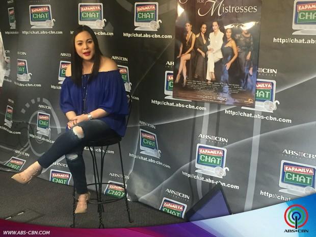 The Optimum Star Claudine Barretto on Kapamilya Chat