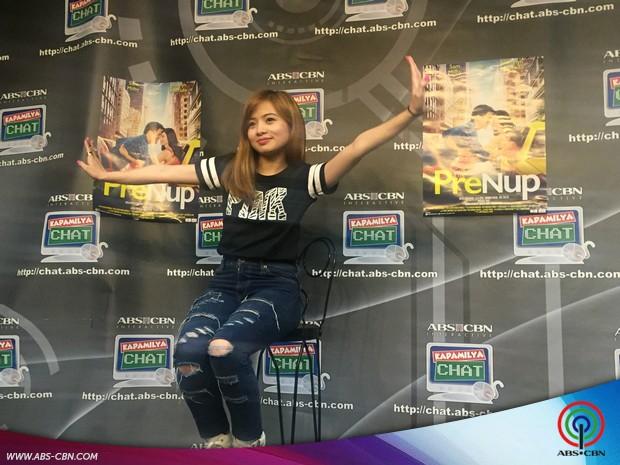 Kapamilya Chat with Teen Dance Princess Ella Cruz
