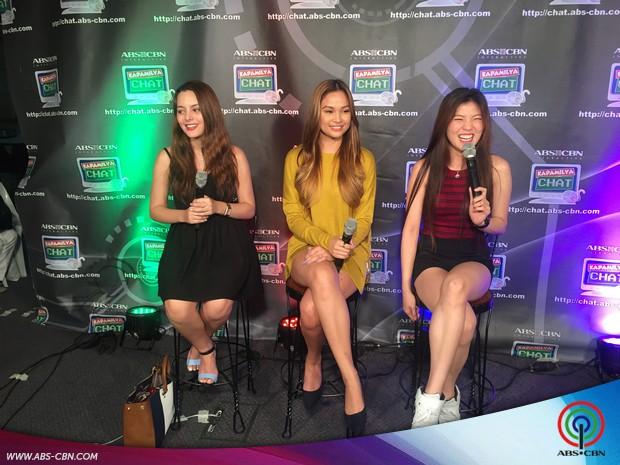 Ex-PBB737 Housemates Mikee, Margo and Jessica on Kapamilya Chat