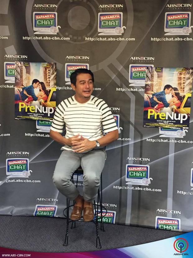 Kapamilya Chat with Dominic Ochoa