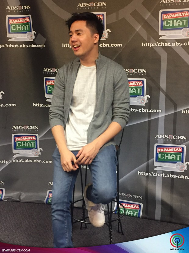 The Absolute Performer Sam Concepcion on Kapamilya Chat