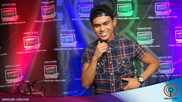 And I Love You So stars Inigo Pascual and Kenzo Gutierrez on Kapamilya Chat