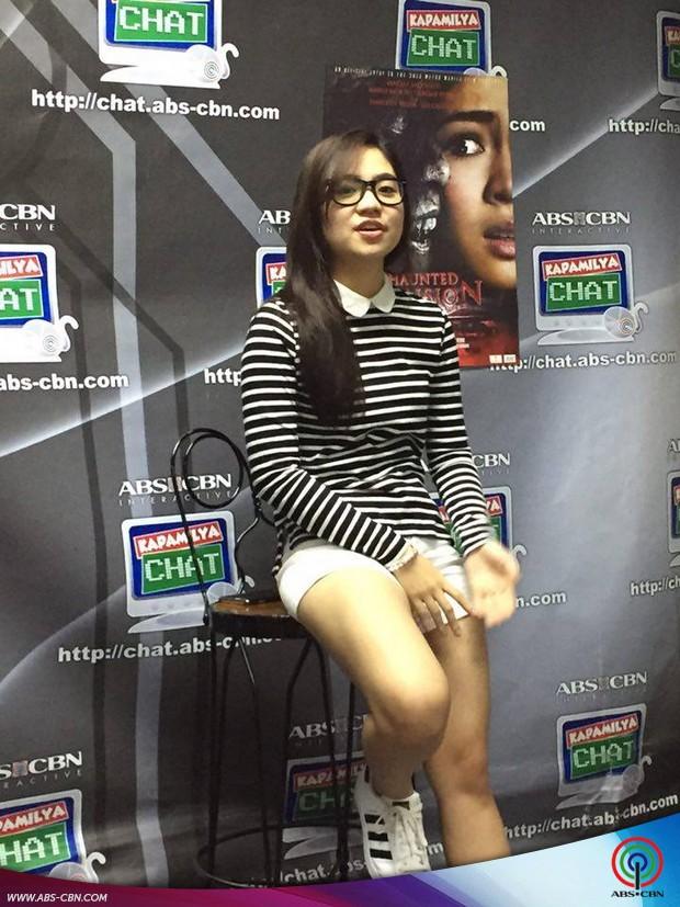 Kapamilya Chat with Haunted Mansion star Sharlene San Pedro