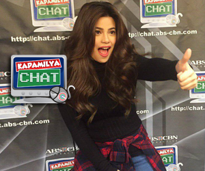 YFSF season 2 grand winner Denise Laurel on Kapamilya Chat