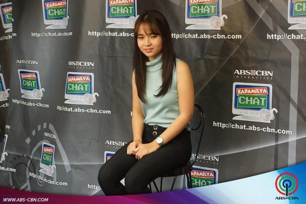 Kapamilya Chat with Kristel Fulgar