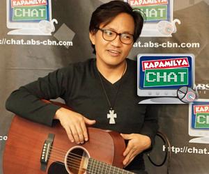 Ebe Dancel on Kapamilya Chat