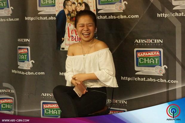Kapamilya Chat with Love is Blind star Kiray Celis