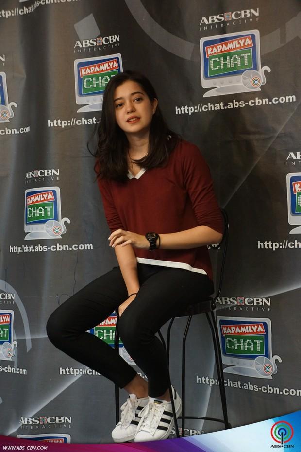 Sue Ramirez and Kristel Fulgar on Kapamilya Chat