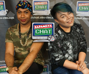 Kapamilya Chat with Takong and Coring of Pangako Sa'Yo