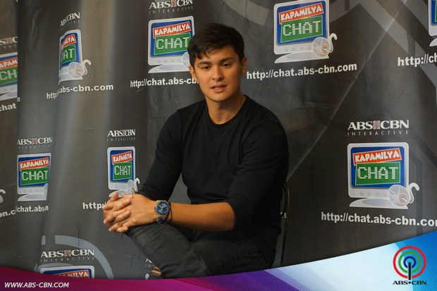 Kapamilya Chat with Dolce Amore star Matteo Guidicelli