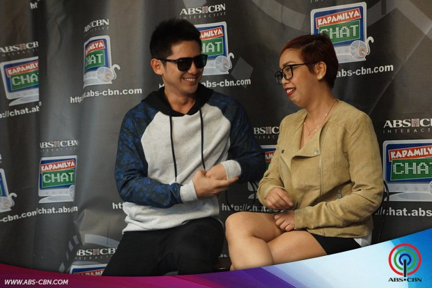 Kapamilya Chat with Kakai Bautista and Ahron Villena
