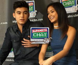 Kapamilya Chat with Bailey May and Ylona Garcia