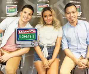 Kapamilya Chat with Markki Stroem, Liezel Garcia and Thor