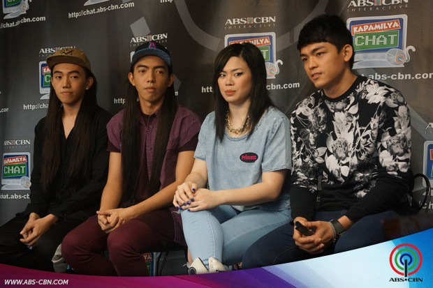 Kapamilya Chat the G-Force